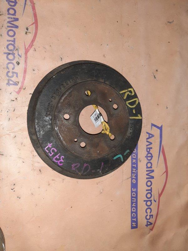 Тормозной барабан Honda Cr-V RD1 B20B задний левый