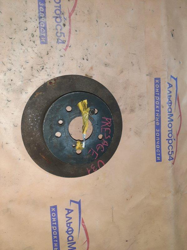 Тормозной диск Nissan Presage U31 задний правый