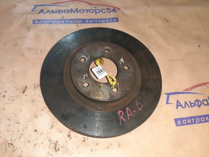 Тормозной диск Honda Odyssey RA6 передний левый