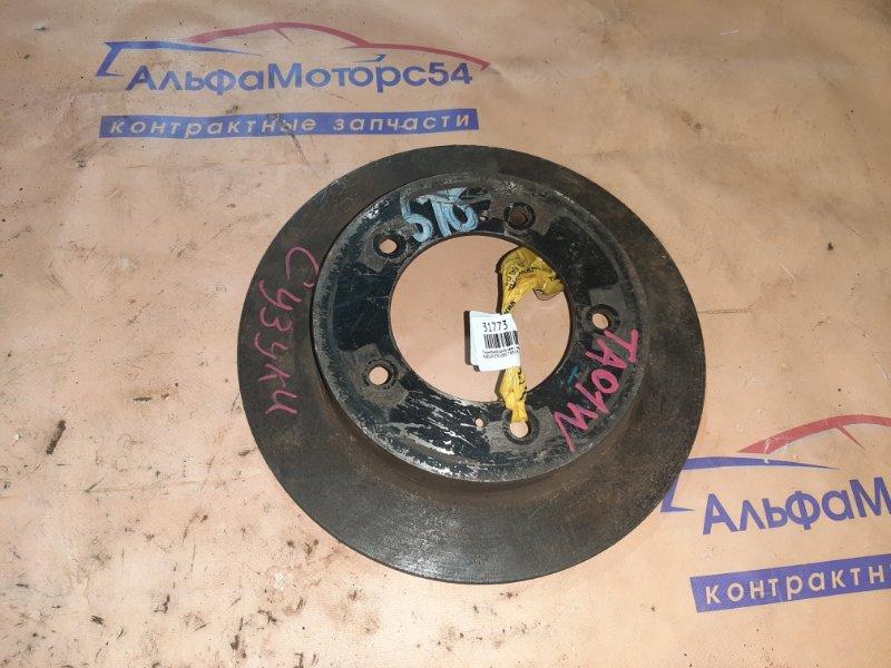 Тормозной диск Suzuki Escudo TA01W G16A 1996 передний левый