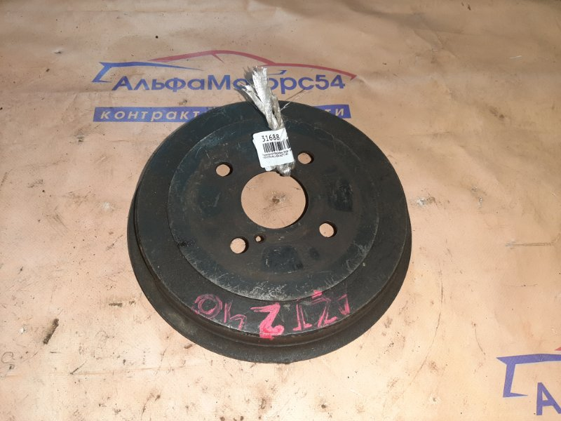 Тормозной барабан Toyota Allion AZT240 задний правый