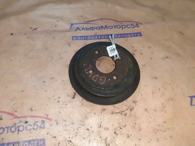 Тормозной барабан Honda Fit GD1 задний левый