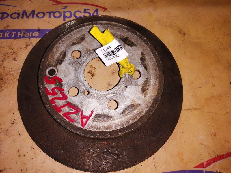 Тормозной диск Toyota Avensis AZT255 задний левый