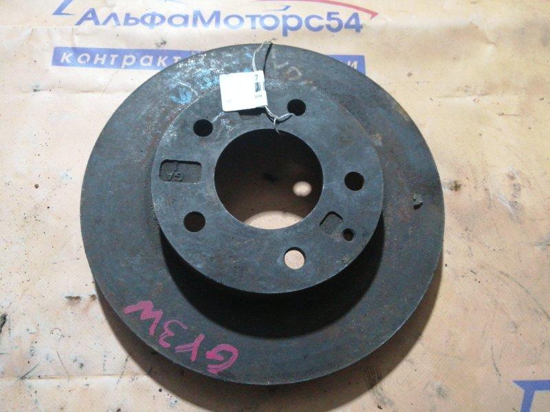 Тормозной диск Mazda Atenza GY3W L3VE передний