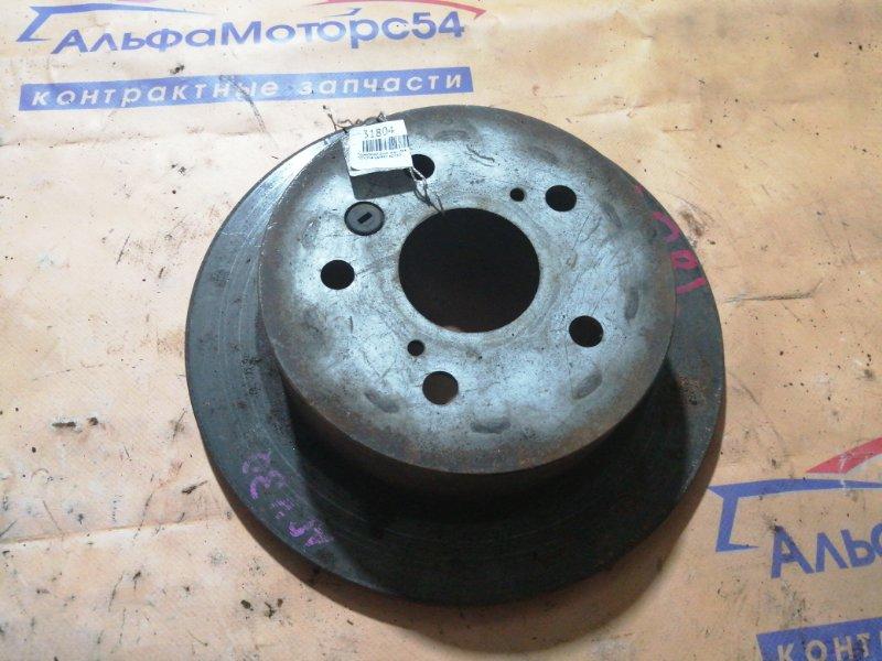 Тормозной диск Toyota Camry ACV30 задний левый