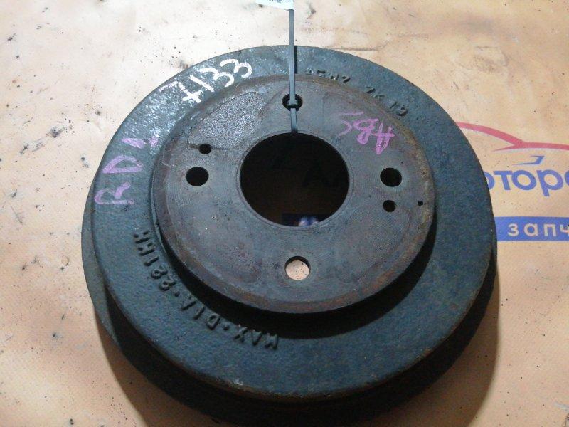 Тормозной барабан Honda Cr-V RD1 задний левый