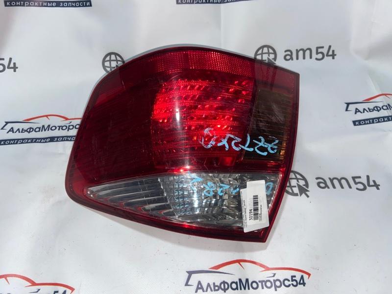 Стоп-сигнал Toyota Premio AZT240 2003 задний правый