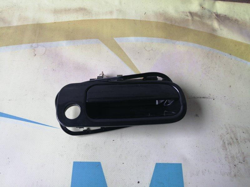 Ручка двери внешняя Toyota Camry SV30 4S-FE 1994 передняя правая