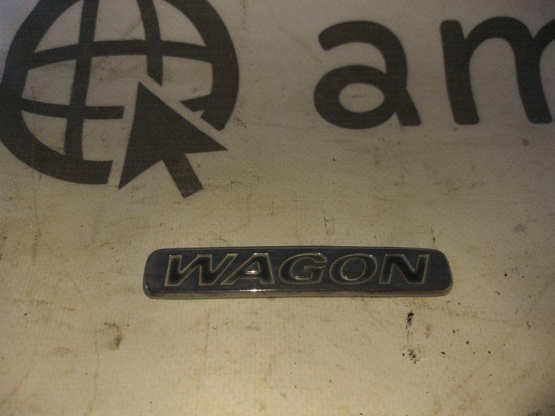 Эмблема Mazda Capella Wagon GWEW FS-DE