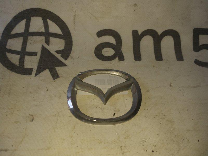 Эмблема Mazda Capella Wagon GWER FS-DE
