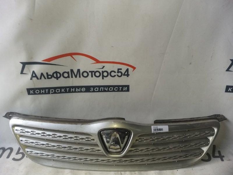 Решетка радиатора Toyota Allex NZE121 1NZ-FE 2001