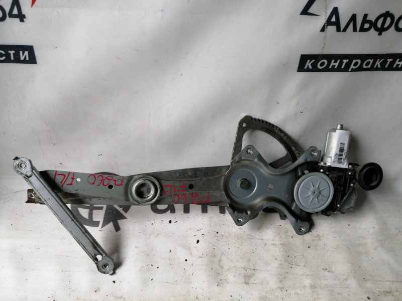 Стеклоподъемник Toyota Premio ZRT260 2ZR-FE передний левый