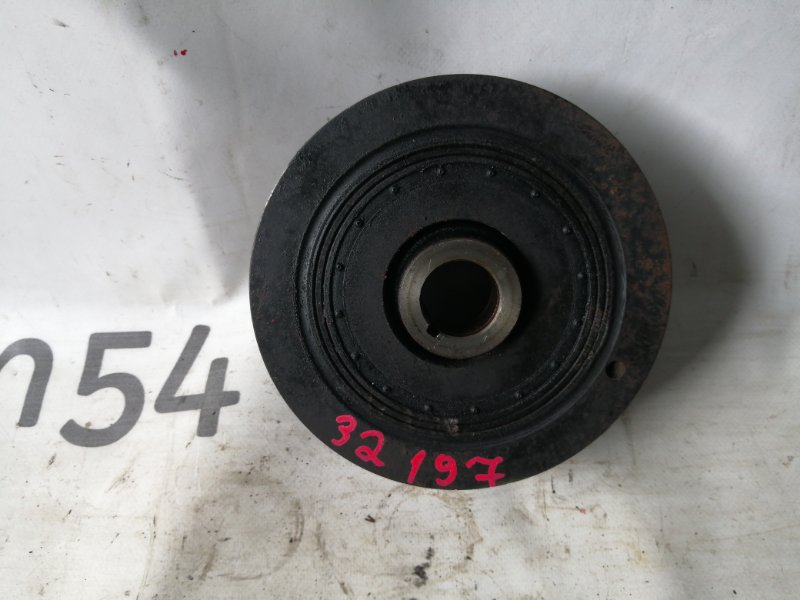Шкив коленвала Nissan Skyline ECR33 RB20DE
