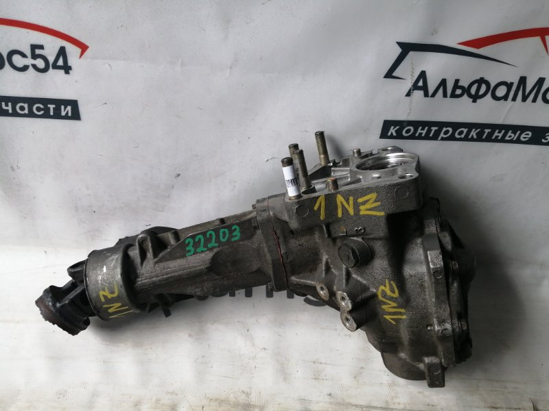 Раздатка Toyota Succeed NCP55 1NZ-FE 2006