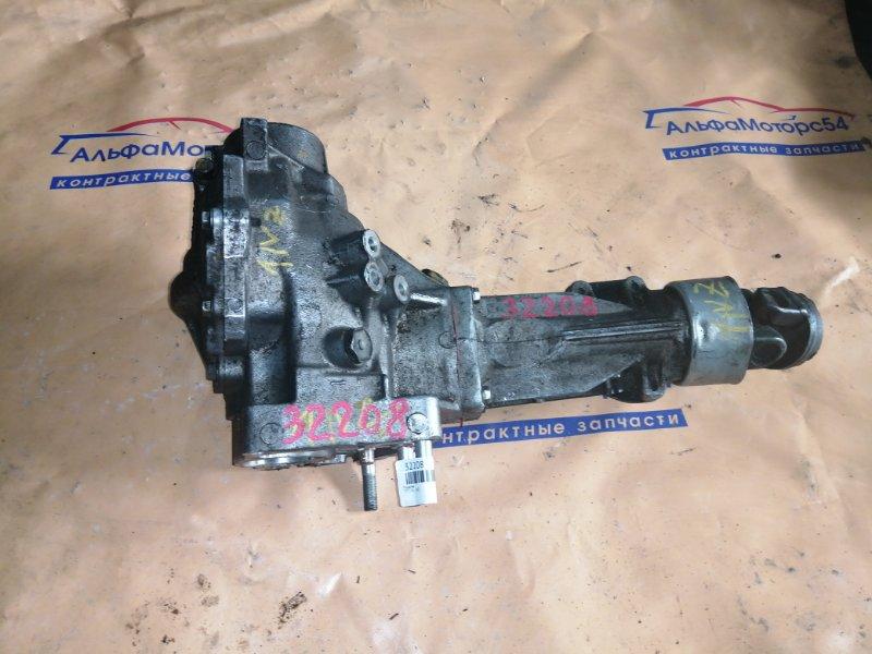 Раздатка Toyota Corolla Runx NZE124 1NZ-FE 2003