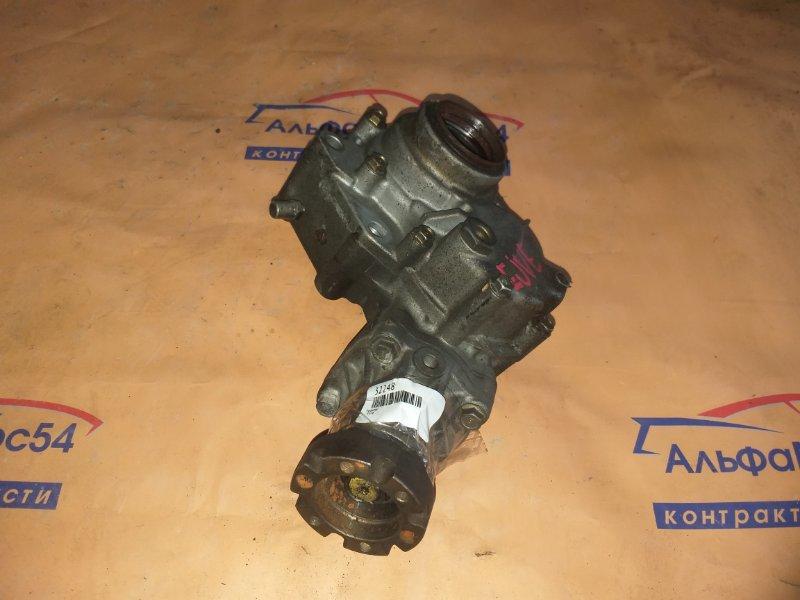 Раздатка Toyota Duet M110A EJ-VE