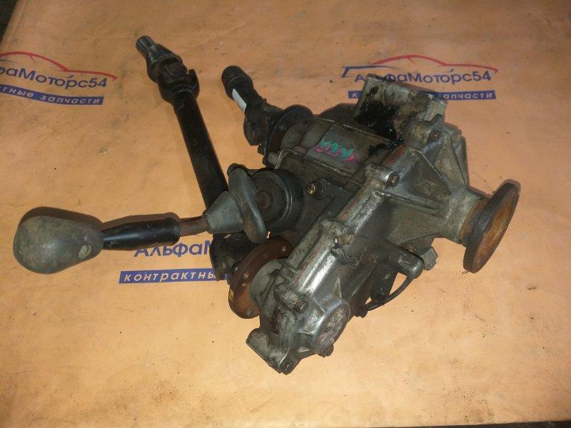 Раздатка Suzuki Jimny JB23W K6A-TI