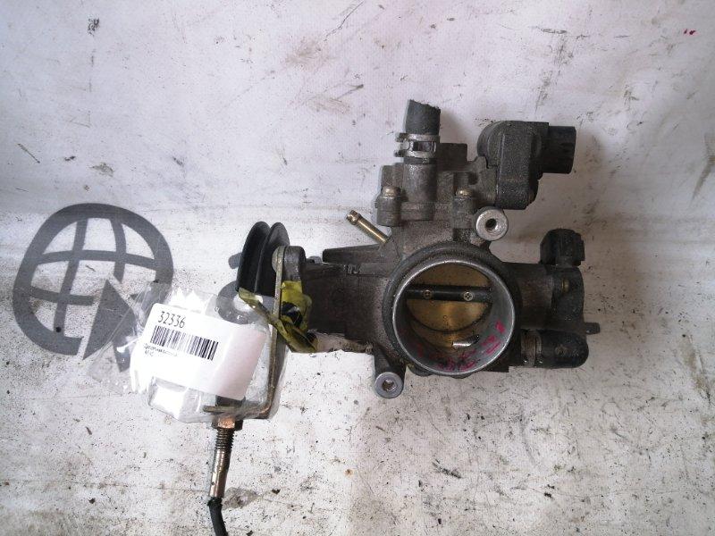 Дроссельная заслонка Daihatsu Yrv M201G K3-VET