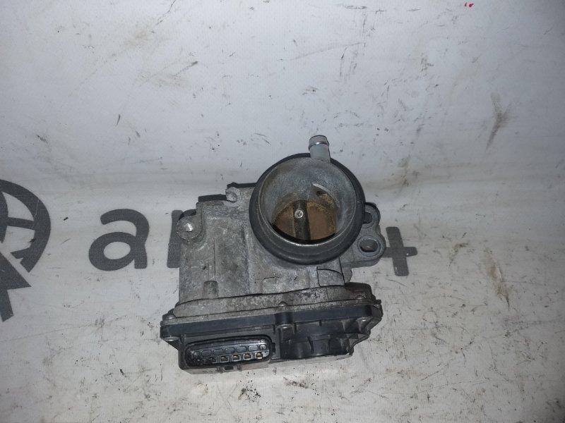 Дроссельная заслонка Toyota Ractis SCP100 2SZ-FE