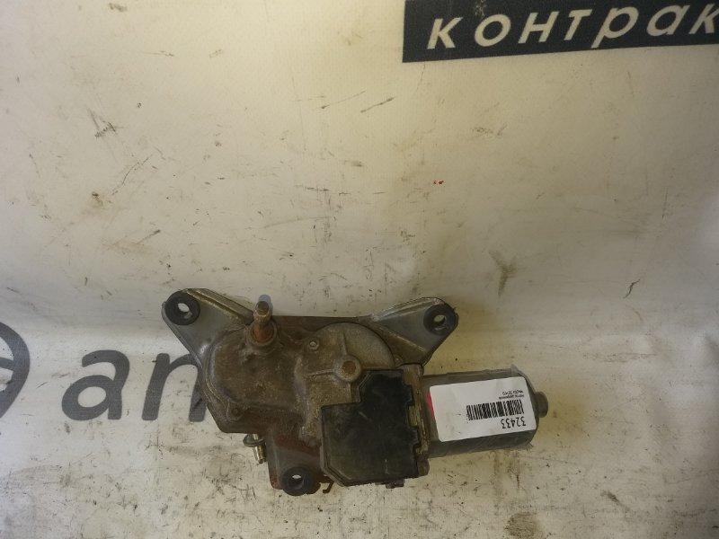 Мотор дворников Mazda Demio