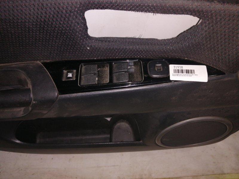 Блок управления стеклоподъемниками Mazda Mazda 3 BK5P LF-VE 2008 передний левый