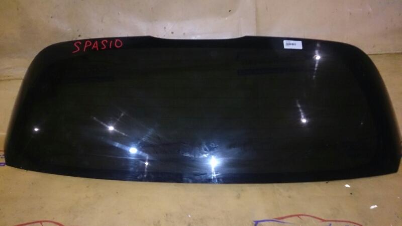 Стекло двери 5-й Toyota Corolla Spacio NZE121 1NZ-FE 2003