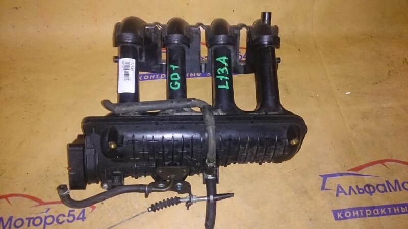 Коллектор впускной Honda Fit GD1 L13A