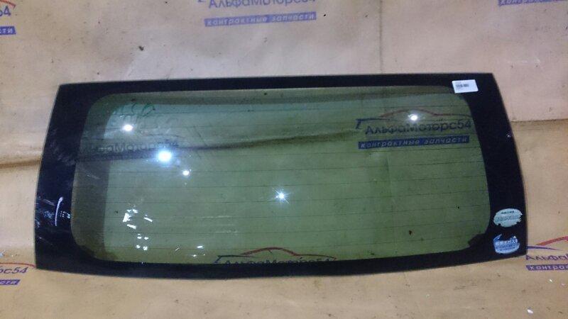 Стекло двери 5-й Toyota Passo KGC10 1KR-FE 2007