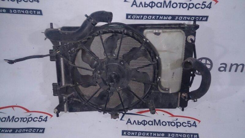 Радиатор основной Hyundai I30 GD G4FG 2013