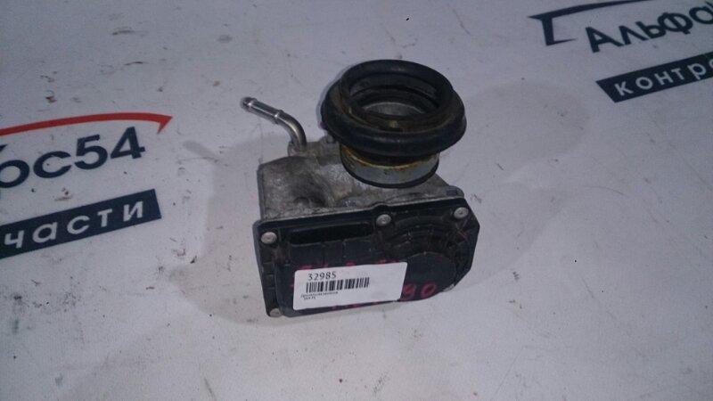 Дроссельная заслонка Toyota Vitz KSP90 1KR-FE 2007