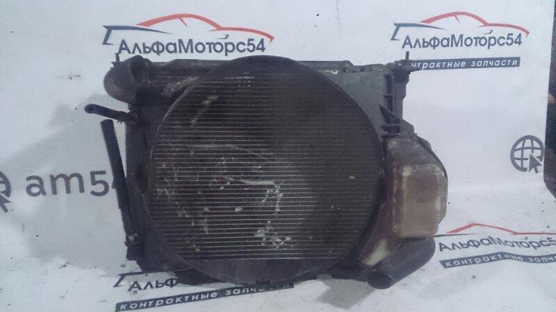 Радиатор основной Toyota Hiace KZH100