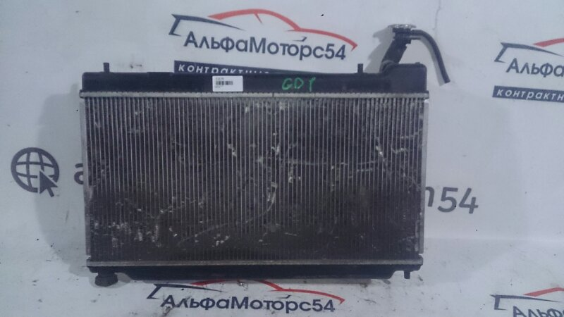 Радиатор основной Honda GD1