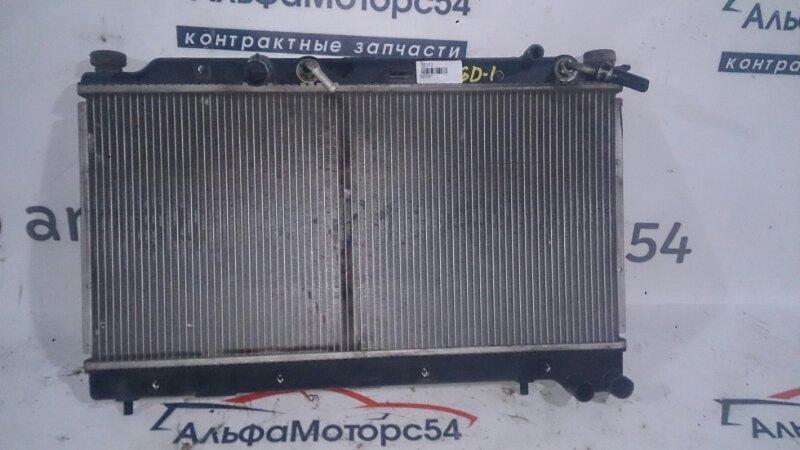 Радиатор основной Honda Fit GD1