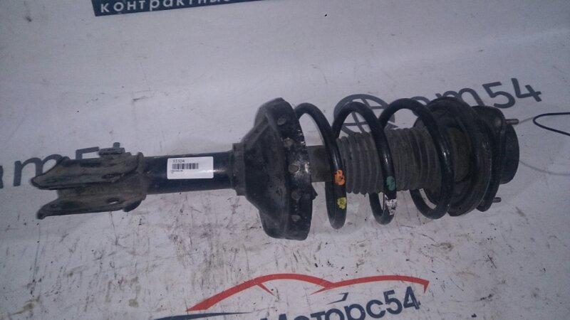 Стойка Subaru Forester SG5 EJ202 2005 передняя левая
