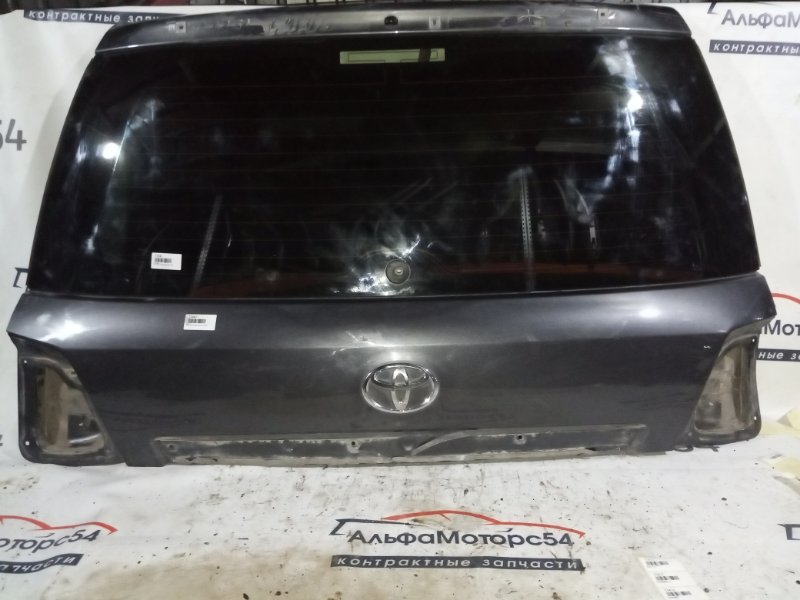 Стекло двери 5-й Toyota Land Cruiser UZJ200 2UZ-FE 2008