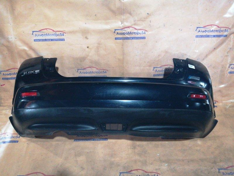 Бампер Nissan Juke F15 HR15DE 2012 задний