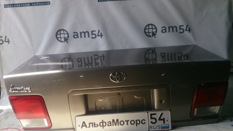 Крышка багажника Toyota Camry SV40 4S-FE 1994