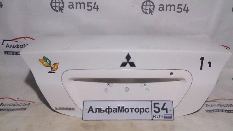 Крышка багажника Mitsubishi Lancer CS5A 4G93 2004