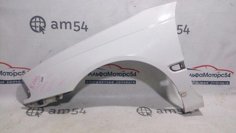 Крыло Toyota Caldina ST210 3S-FE 2000 переднее левое