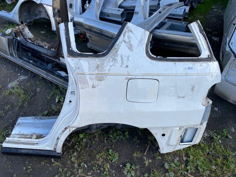 Крыло Toyota Ipsum SXM15 3S-FE 1999 заднее левое