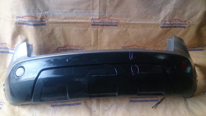 Бампер Nissan Qashqai J10 MR20 2010 задний