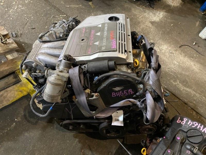 Двигатель Toyota Harrier MCU15 1MZ-FE 1999