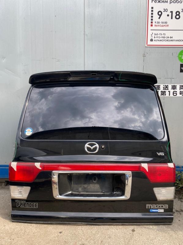 Дверь 5-я Mazda Bongo Friendee SG5W J5-D 2001