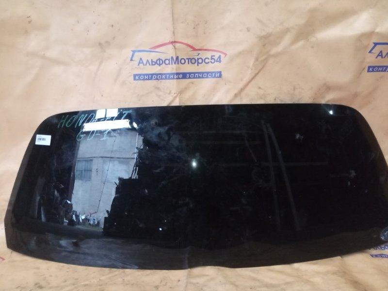 Стекло двери 5-й Honda Fit GD1 L13A 2003
