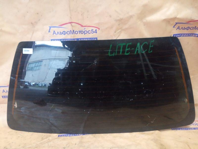 Стекло двери 5-й Toyota Lite Ace SR40 3S-FE
