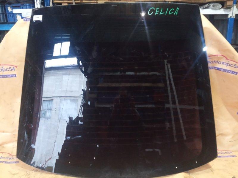 Стекло двери 5-й Toyota Celica ZZT230 1ZZ-FE 2002