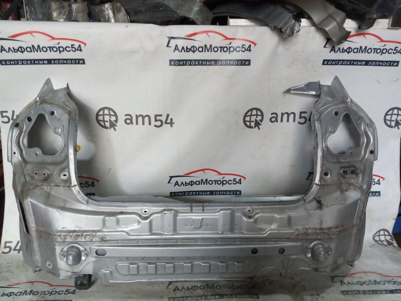 Панель кузова задняя Toyota Corolla Runx/allex NZE121 1NZ-FE 2004