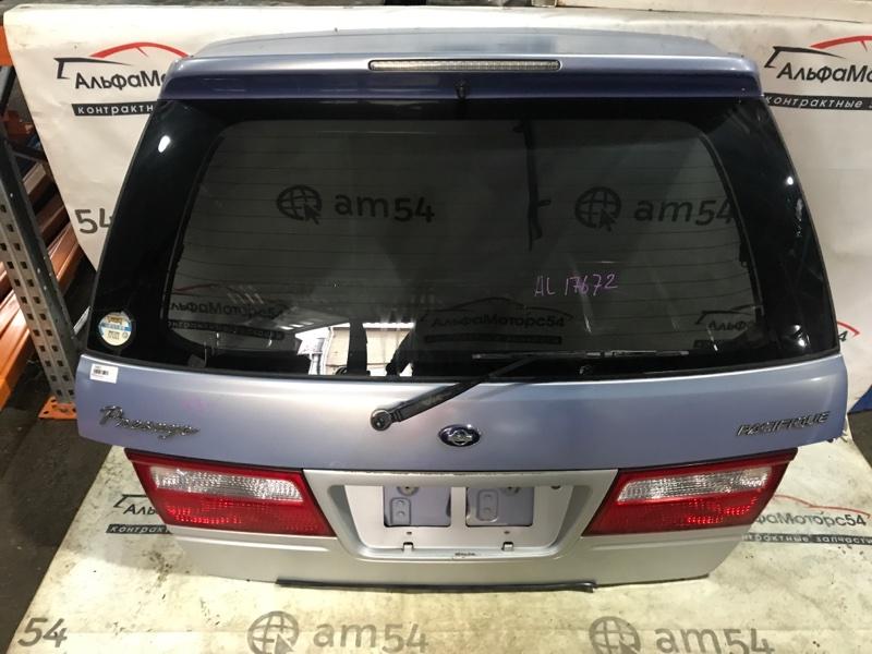 Дверь 5-я Nissan Presage U30 KA24DE