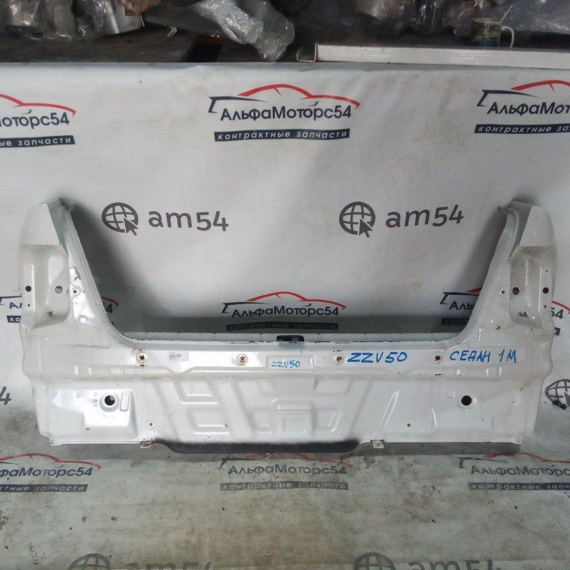Панель кузова задняя Toyota Vista ZZV50 1ZZ-FE 2001