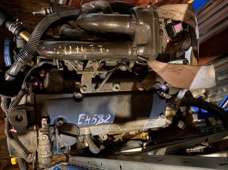 Двигатель Toyota Duet M100A EJ-DE 2001